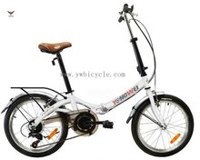 "20"" 6 speed alloy fold up bicycle(WL-2031A)"