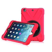 Pirate King Silicone Protective Case For Tablet For Kids,Shockproof Case For Ipad Mini,7 Inch Tablet PC Case