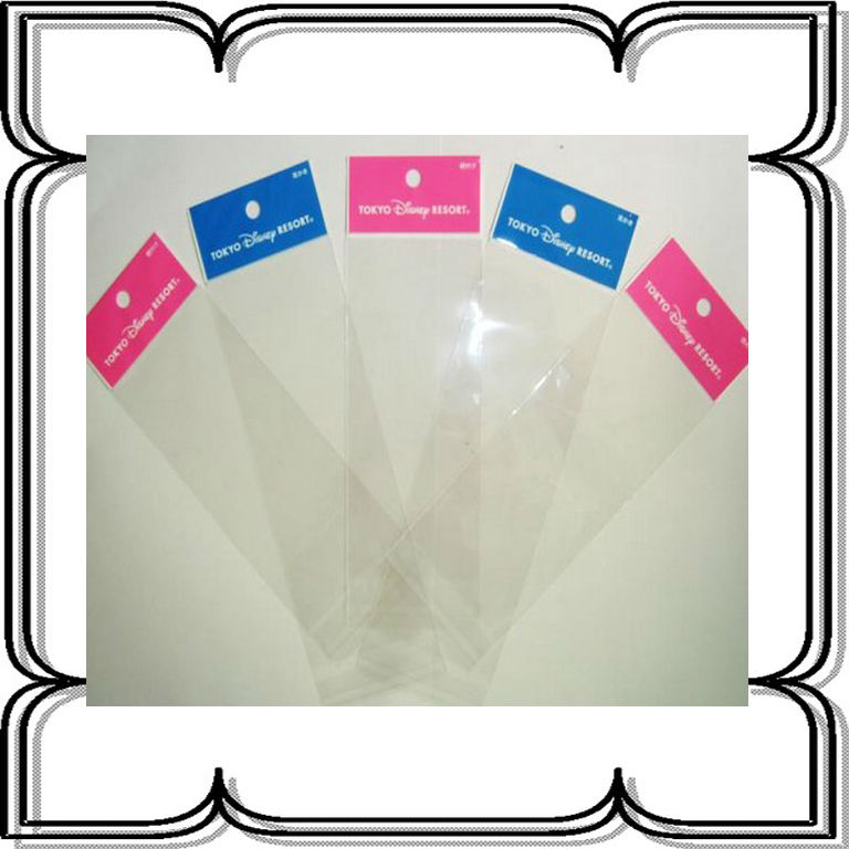 OPP gift promotion plastic bag for packaging little things for advertising