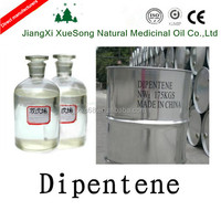 High quality Dipentene, byproduct of synthetic camphor