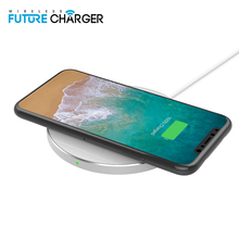 Fast Phone Charger QI Wireless charging pad with customer logo