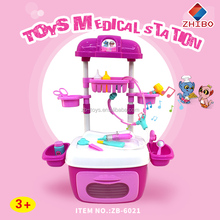 Kids playing doctor stories,doctor set toy for kids