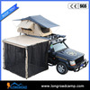 Heavy duty truck bed tent