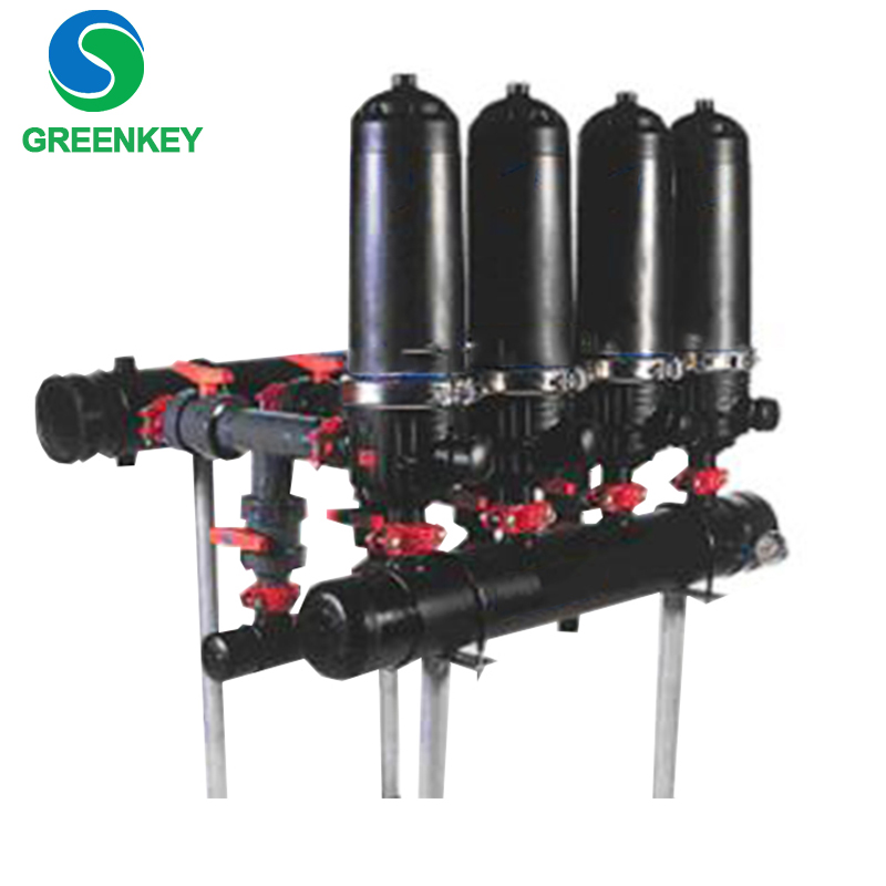 Hot Sale Farm Agriculture Irrigation System Sand Disc Screen Filter