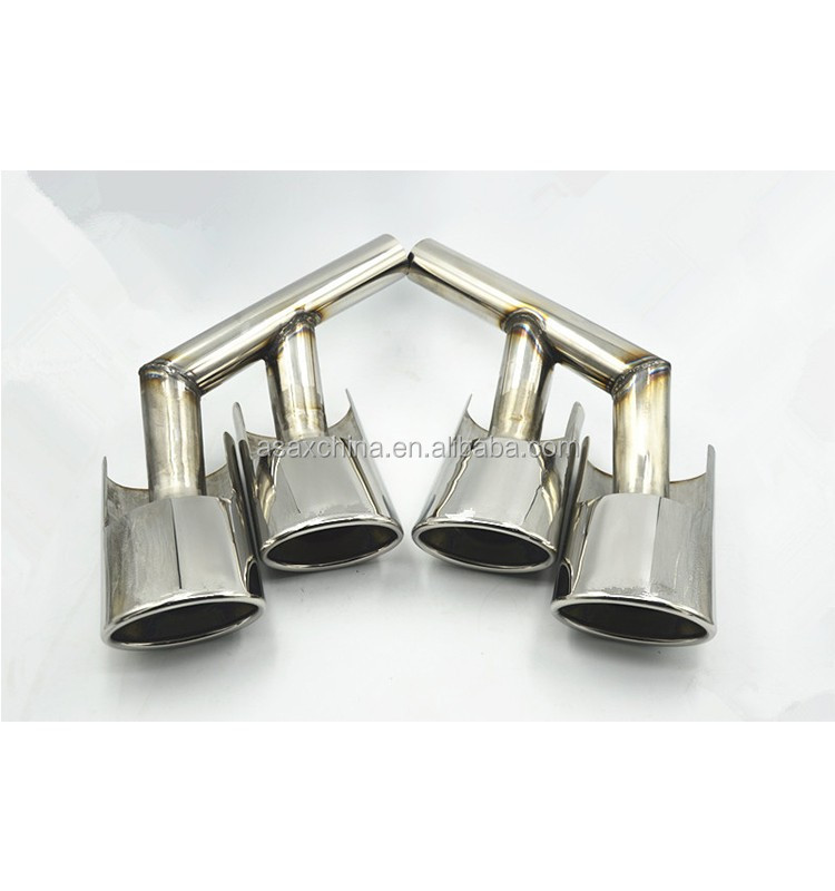 Factory Price exhaust tip for used mercedes ben z g-class amg tail muffler