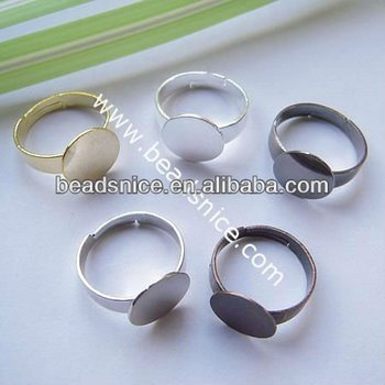 beadsnice 4414 fashion jewelryring jewelry box high quality colored jump rings