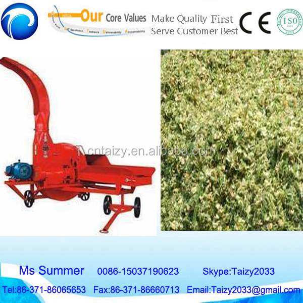High quality grass cutting machie/corn silage machinery for sale/corn silage making machine