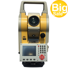 Dependable quality economical high technology total station