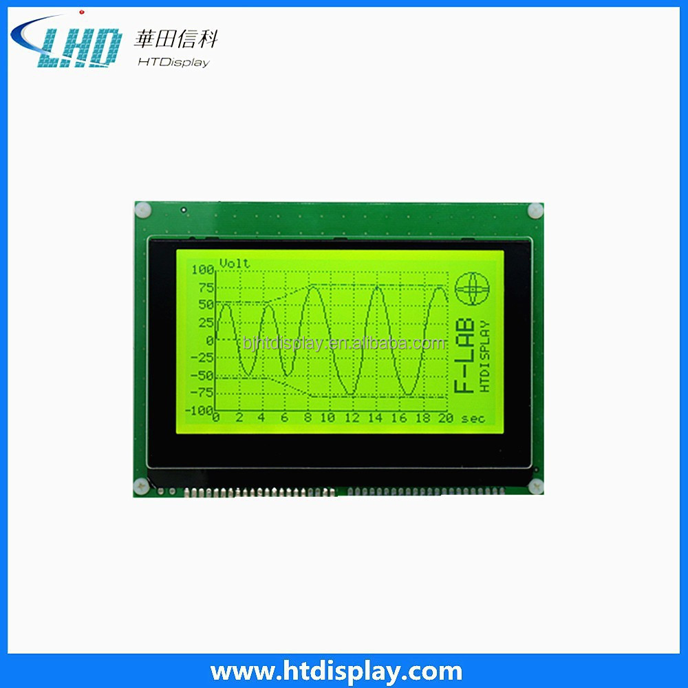 240x128 dot graphic LCD module COG LCD