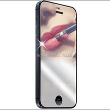Hot sell anti-oil mirror screen protectors, for iphone mirror screen protectors, automatic attach mirror screen protectors OEM