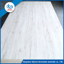 Top quality 18mm white melamine faced mdf boards for shelving
