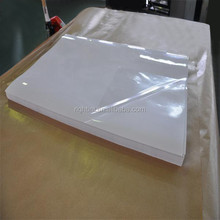Alibaba Sample free electrostatic frosted window film from China