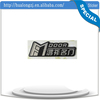 in the dark road car joking tax warning half barcode ball on glass sticker decal