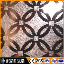 304 stainless steel decorative sheet metal panels