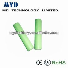 custom made rechargeable Ni-MH battery pack 9V 200mAh