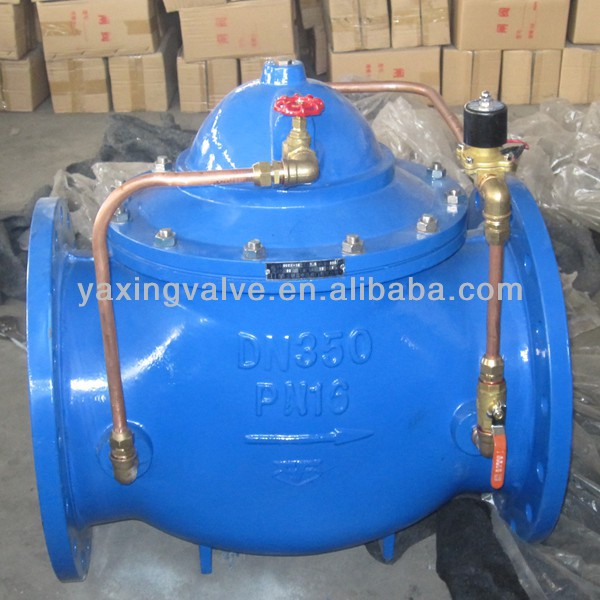 Fighting cock china product electric water valve flow control with coffin prices