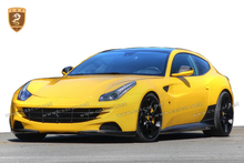 New Hot Carbon Car Body Kits for Ferrari FF N-Rosso style CF bodykit