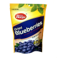 CMYK printing air proof high quality pouch blue berries bags