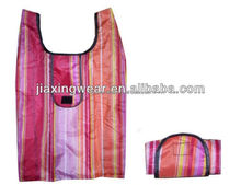 Hot sales nylon mesh laundry bag for shopping and promotiom,good quality fast delivery
