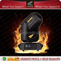 beam spot 280 platinum 10r spot moving head from China dage lighting