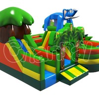 Hot Sale Inflatable Parks Inflatable Funcity