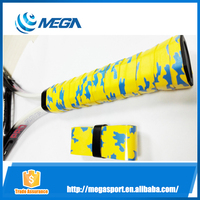 Anti-slip Tacky Printing Tennis Overgrip and Tennis Band Sweatband
