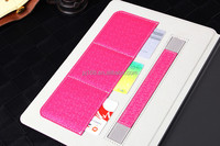 Factory Price High Quality Maze Wholesale for Ipad leather case, for Ipad 2 3 4 5 6 cover case with stand