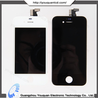 "Newest model Top quality OEM type for iphone 4s "" lcd pantalla"
