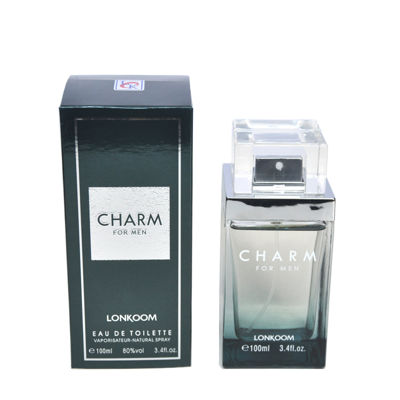 classic design 100ml men charm perfume fragrance