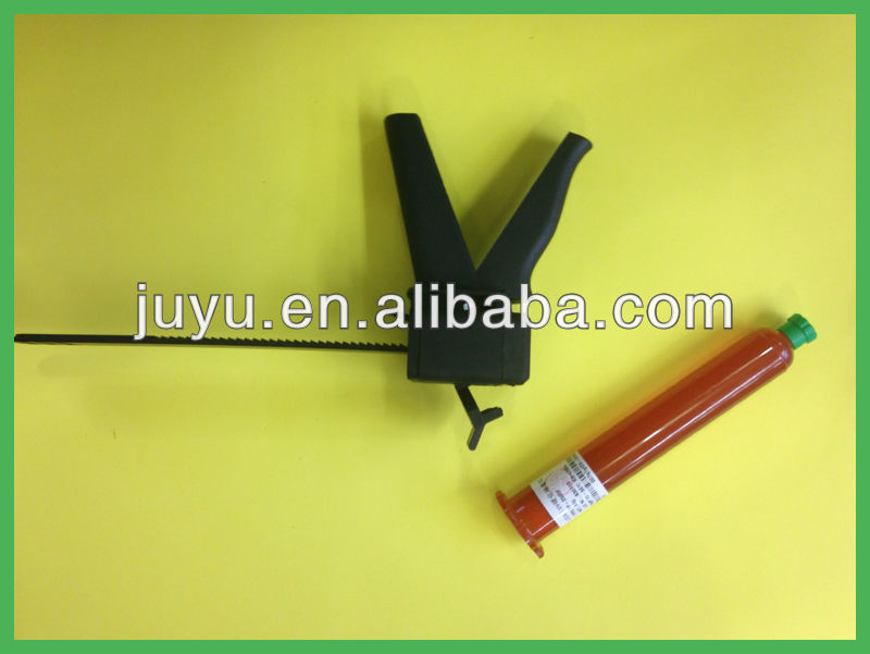 best quality UV loca glue plastic tool for Loca liquid glue