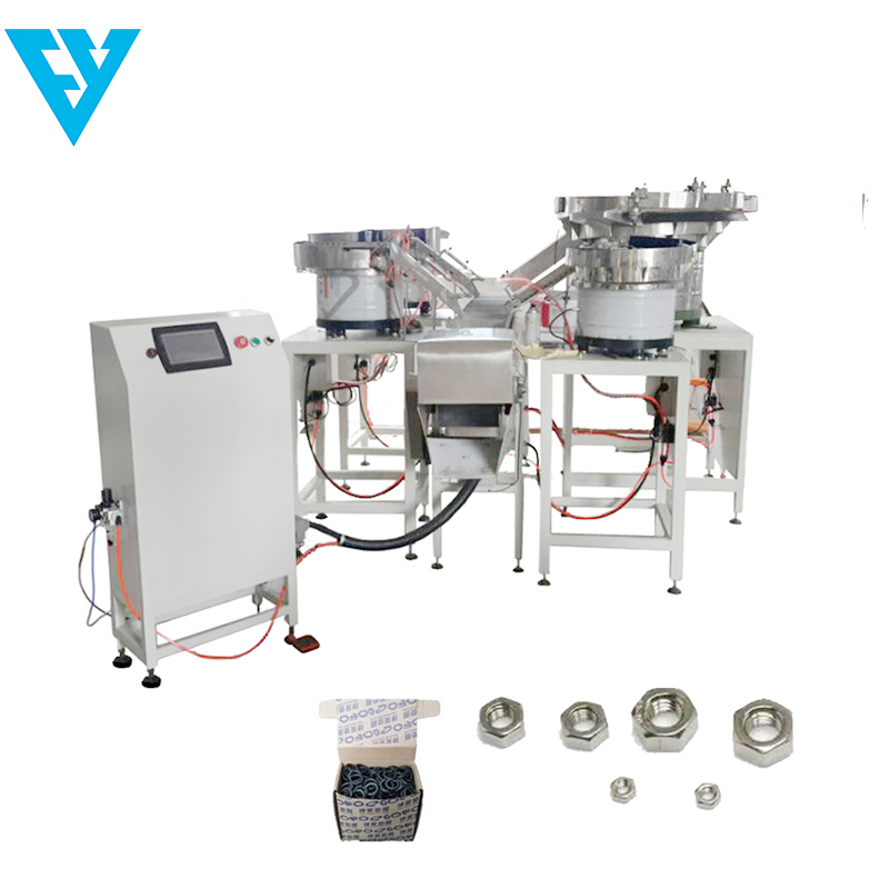 Electronic Counting Device Nail Packaging Machinery