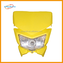 good quality colorful headlight covers for motorcycle for sale China