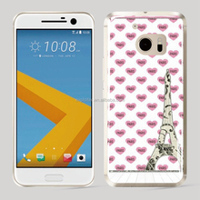 China ultra-thin soft plastic epoxy cell phone cover for htc desire 626g cover