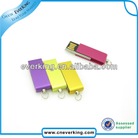 Mini Metal Usb 3.0 Flash Drive with 16GB