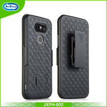 Top selling product 2 in 1 heavy duty cell phone case for LG G6