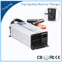Smart Portable 12V 24V Automatic Battery Charger