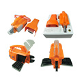 High quality Pneumatic crimping tool AM-10 with changeable die sets