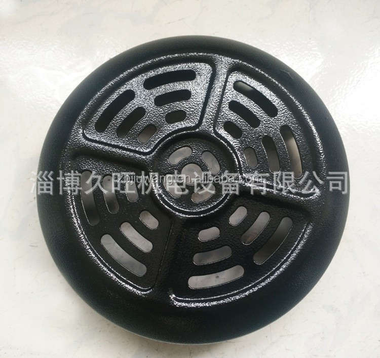 OEM Aluminum alloy die casting motor parts , electric motor cover