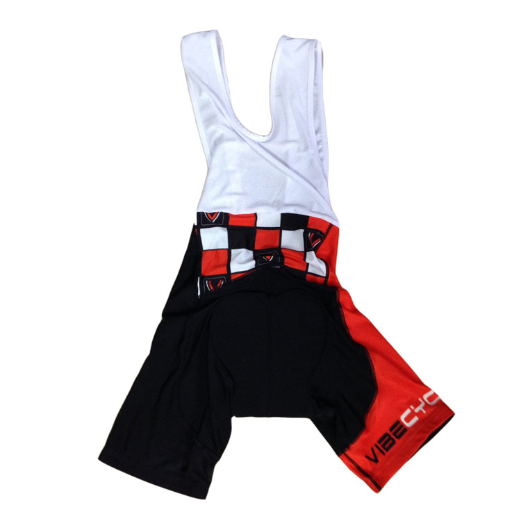 Hot sale new fashion custom padded sexy for women cycling bib shorts