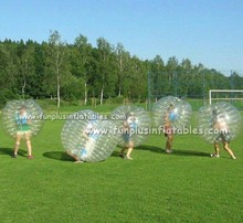Funny human Inflatable Bumper Ball, Zorb Ball Rental, Bumper Soccer For Sale F7029