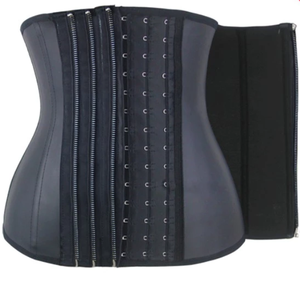 High Quality 9 Steel Boned Full Rubber Waist Trainer