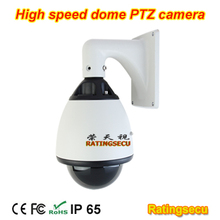 SAMSUNG module, 37X optical zoom high speed dome ptz camera