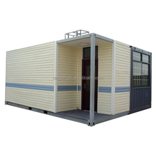 high quality easy assemble sandwich panel container house for toilet