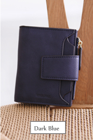 Fashion Brand Handy Short Wallet Women Luxury Leather Small Credit Card Holder Money Wallets Purse Bag for Female Ladies Girls