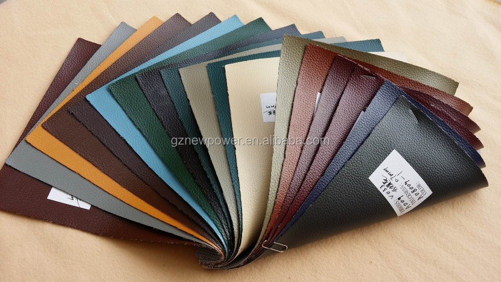 pvc synthetic leather roll for sofa upholstery/pvc leather cloth
