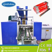 high quality household aluminum foil rewinding machine