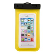 Retail Universal waterproof Case mobile phone pouch Underwater Bag for iphone 7 pvc Dry Bag pouch for CellPhone