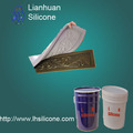 Plaster products, special silicone liquid silicone silicone mold replication