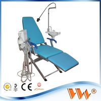 plastice spittoon trusted brand portable dental chair made in china