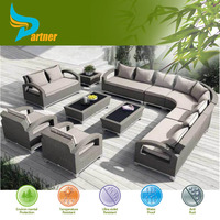 Elegant Italian Style Sofa Set Living Room Furniture